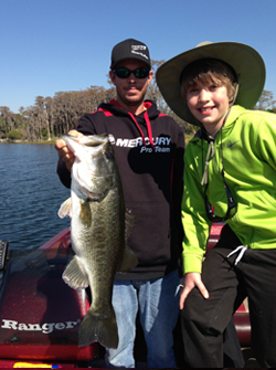Orlando Bass Fishing Charters